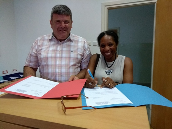 Potpisivanje Memoranduma o razumijevanju  između Veleučilišta Hrvatsko zagorje Krapina i City University of New York, New York,  USA